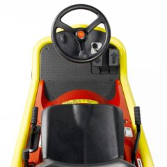 CORTACESPED CON ASIENTO OUTILS WOLF A80B2 2